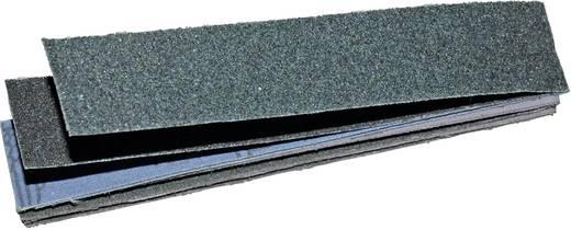 Schuurpapier set 127 x 8 mm K80/12/180/240 8-delig RONA 450812