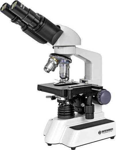 Bresser Researcher Bino 40x - 1000x Studiemicroscoop
