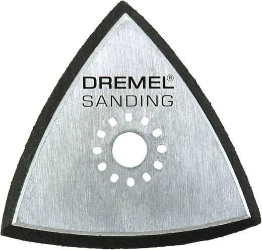Driehoekschuurzool met klittenbandbevestiging Dremel 2615M011JA