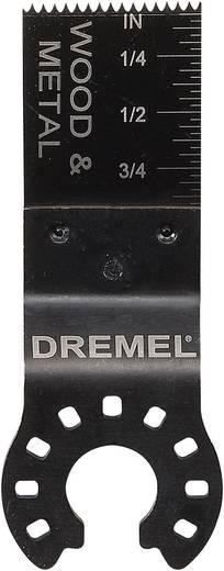 Bimetaal Invalzaagblad 20 mm Dremel MM422 2615M422JA Geschikt voor merk Dremel MultiMax 1 stuks