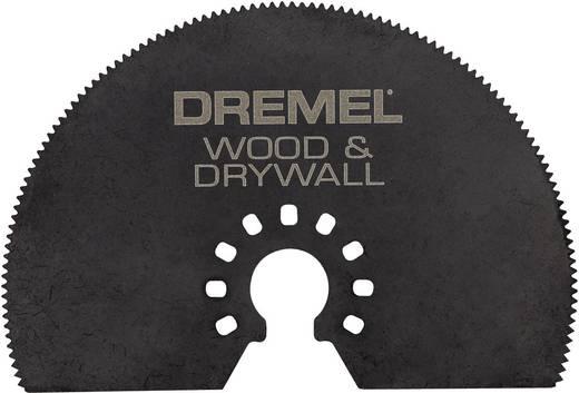 Hardmetaal Segmentzaagblad 75 mm Dremel MM450 2615M450JA Geschikt voor merk Dremel MultiMax 1 stuks