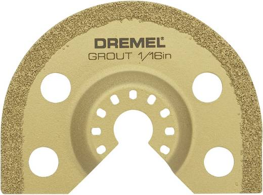 Carbide voegenfreesblad 1,6 mm Dremel 2615M501JA 1 stuks
