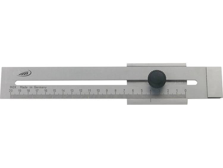 Schuifmaat Helios Preisser 0321302 Meetbereik(en) 250 mm