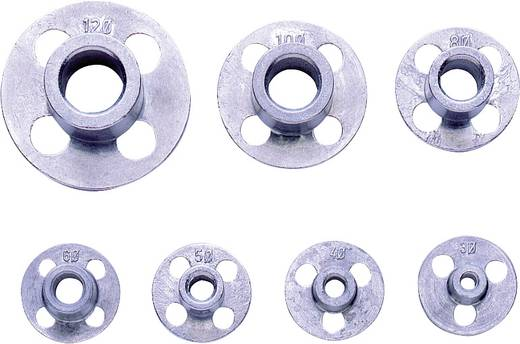 Snij-ijzergeleider Exact 05191 DIN 225