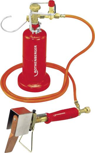 Zacht soldeerapparatuur Rothenberger MULTI 300 450 °C