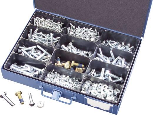 826394 Combi-schroeven assortiment 750 onderdelen