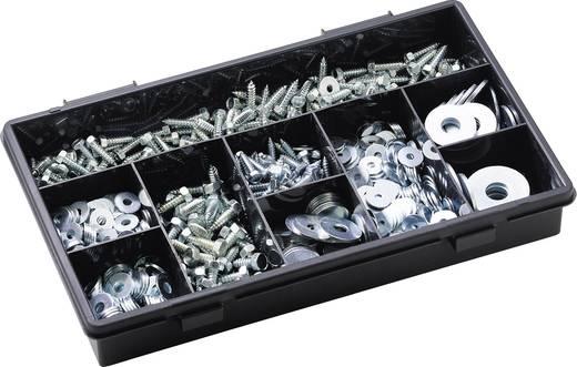 826434 Combi-schroeven assortiment 805 onderdelen