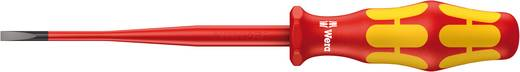 Wera 160 iS 1,0 x 5,5 x 125 mm Platte schroevendraaier VDE Kopbreedte: 5.5 mm Koplengte: 125 mm DIN EN 60900