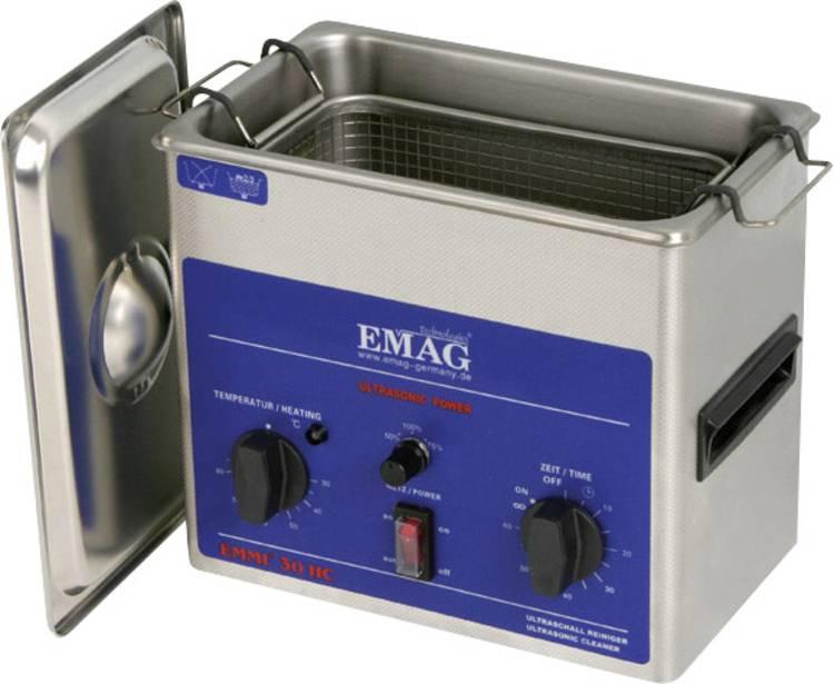 Emag EMMI - 20 HC Ultrasoonreiniger 150 W 2 l