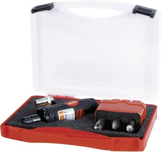 "RUKO 116113 Persluchtslijper 1/4"" (6.3 mm) 6.2 bar incl. koffer"