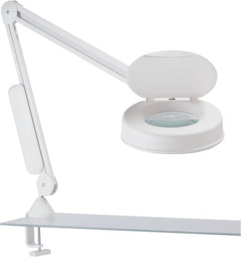 Loeplamp LFM Medical 1 x 22 watt GlamoxLUXO LFM016981 Vergrotingsfactor: 1,8 x - 3 x Loep-Ø: 125 mm Glaslinse Werkradius