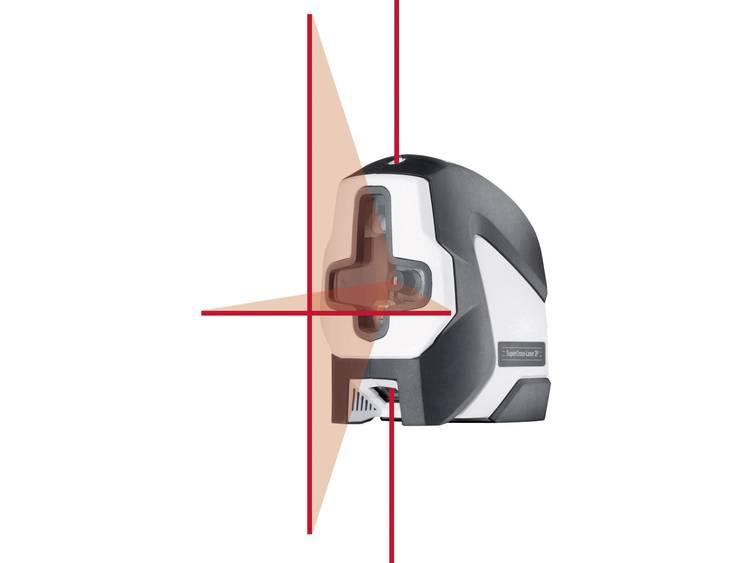 Automatische kruislijnlaser SuperCross-Laser 2P Laserliner 081.125A Meetbereik(en) 3