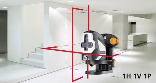 Laserliner SuperCross Laser 2P Kruislijnlaser Zelfnivellerend Kalibratie mogelijk: Zonder certificaat
