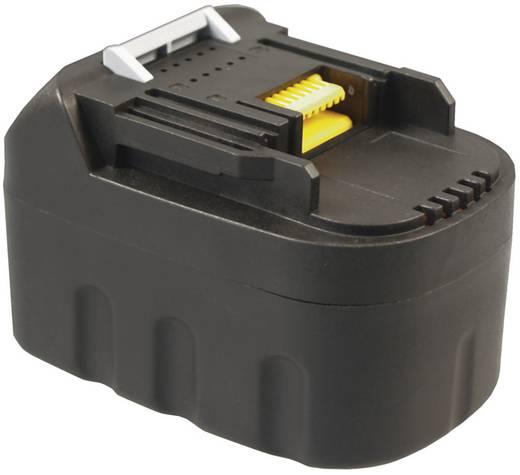Akku Power APMA/MS 12 V/3,0 Ah P599 Gereedschapsaccu Vervangt originele accu Makita BH-1220 12 V 3 Ah NiMH