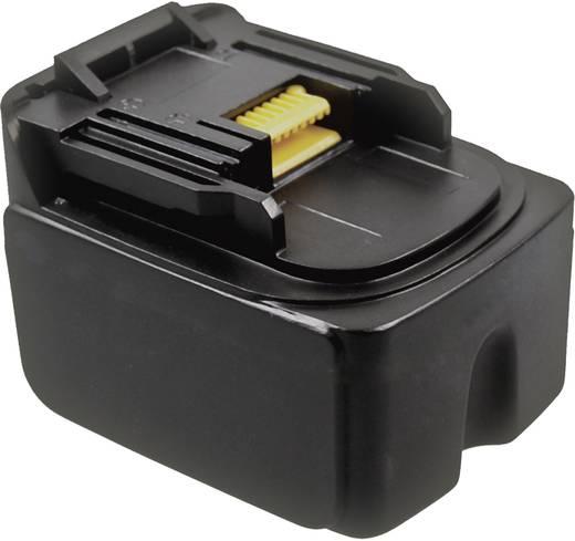 Akku Power APMA/MS 14,4 V/3,0 Ah P5006 Gereedschapsaccu Vervangt originele accu Makita BL 1430 14.4 V 3 Ah Li-ion
