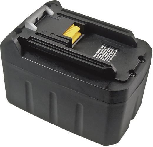 Akku Power APMA/MS 24 V/3,3 Ah P5209 Gereedschapsaccu Vervangt originele accu Makita BH 2430, Maktia BH 2433 24 V 3.3 Ah