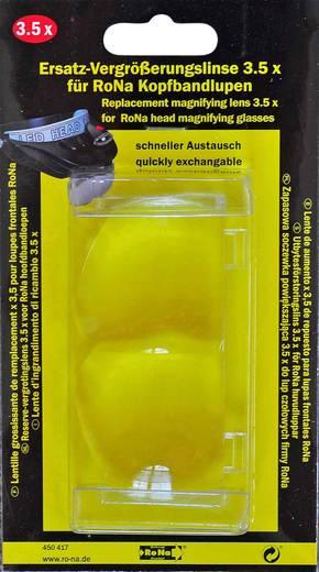 RONA 450417 Reservelens 3,5 x voor hoofdbandloep 3,5 x