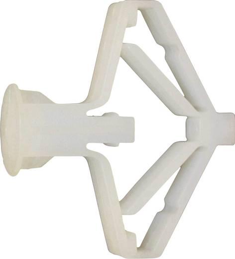 Hollewandplug 10 mm 47 mm 827216 25 stuks