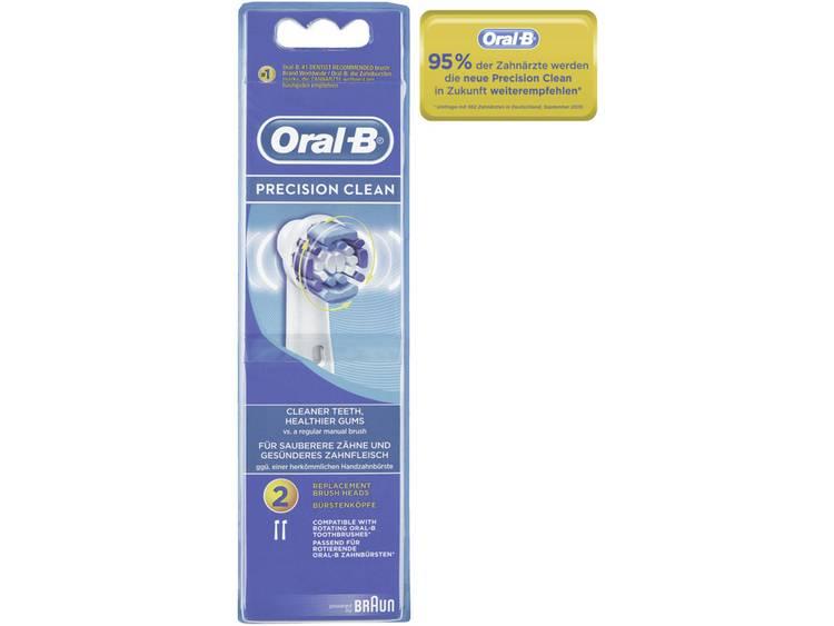 Oral B Opzetborstels Eb 17-2 Prec Cl 2stuks