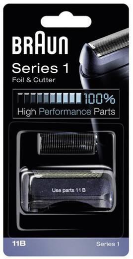 Braun 11B Scheerblad en trimmer Zwart 1 set