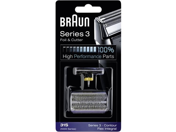 Braun KEYPART31SCSCHEERBL     BR