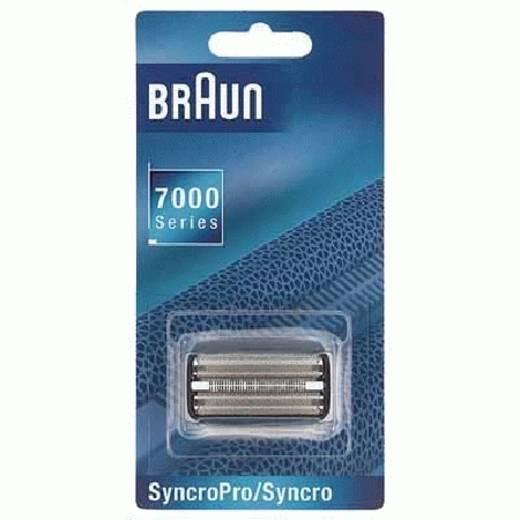 Braun SB 30B/4000/7000 scheerblad zwart
