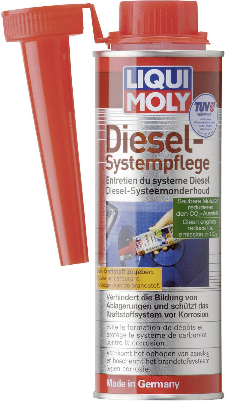 Image of Liqui Moly 5139 Systeemonderhoud diesel 250 ml