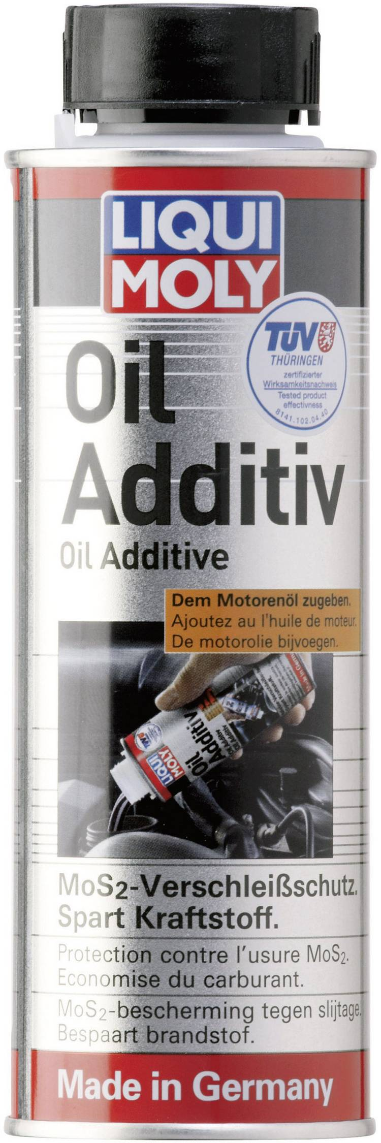 Liqui Moly 1012 Oil-Additiv 200 ml