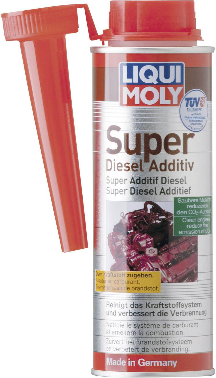 Liqui Moly 5120 Super Diesel-Additiv 250 ml