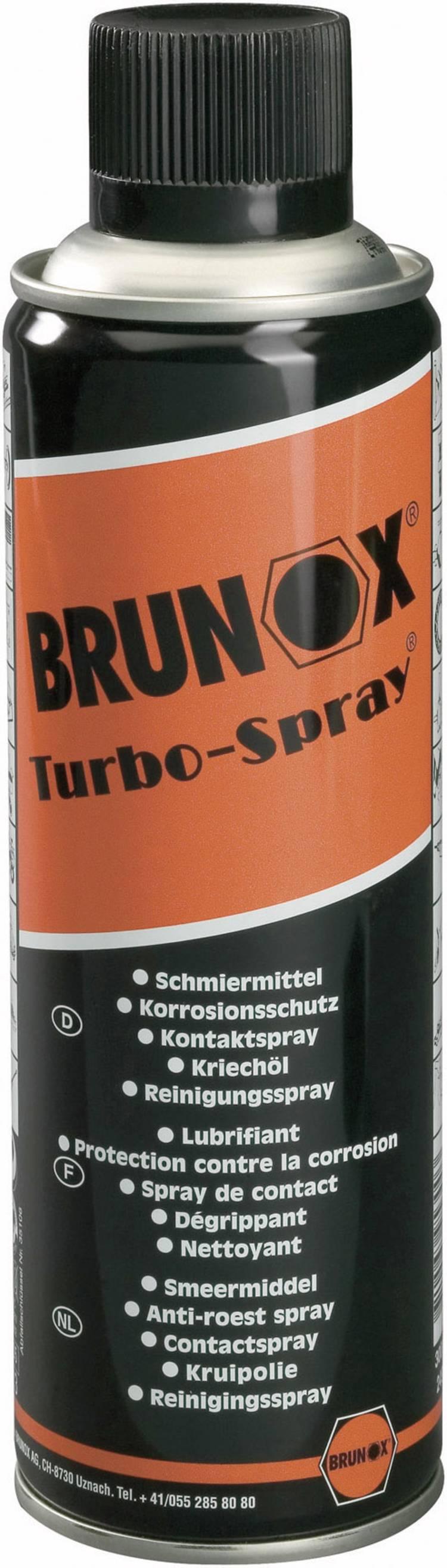 Image of Multifunctionele spray 300 ml Brunox TURBO-SPRAY BR0,30TS
