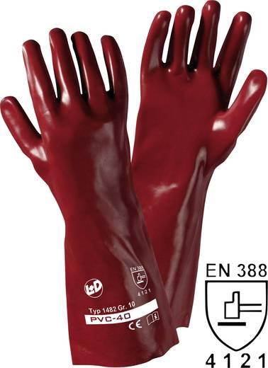 Leipold + Döhle 1482 PVC-handschoen PVC Maat (handschoen): 10, XL