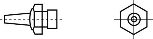Weller Professional R02 Hetelucht mondstuk Heteluchtmondstuk Grootte soldeerpunt 0.8 mm