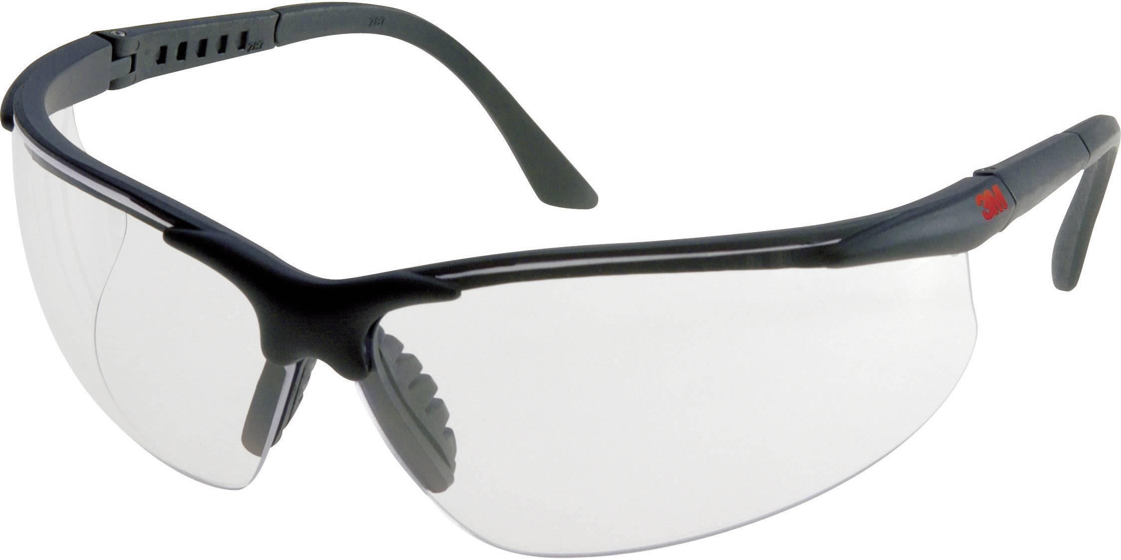 Bekend 3M 2750 Veiligheidsbril Zwart   Conrad.nl ON41