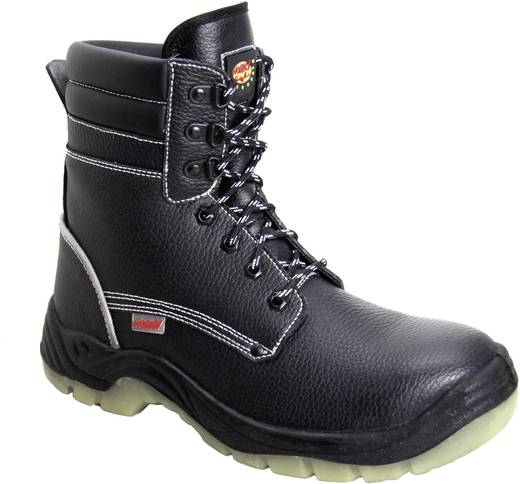 Worky Safety Line Brixen 2432 Veiligheidslaarzen S3 Maat: 41 Zwart 1 paar