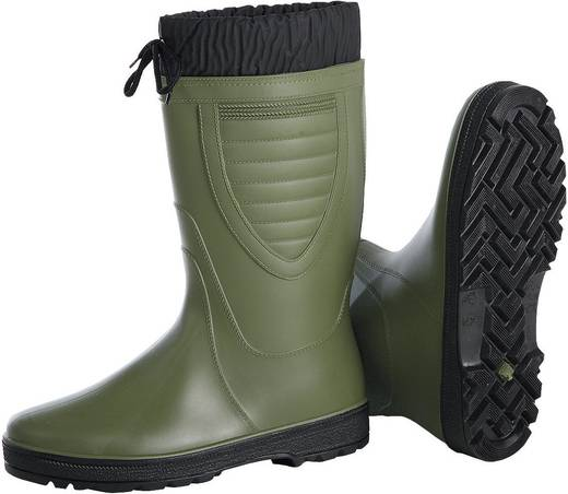 Leipold + Döhle Hunter 2499 Veiligheidslaarzen Maat: 40 Groen 1 paar