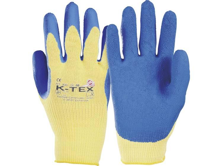 KCL 930 09 Handschoen K-TEX® Para-aramidevezel met coating van natuurlatex Maat 9