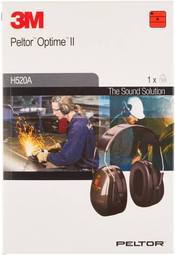 Oorkap 31 dB Peltor Optime II H520AV