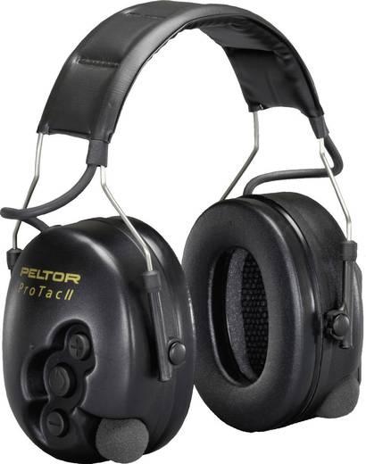 Elektronische gehoorbescherming PELTOR ProTac II, zwart