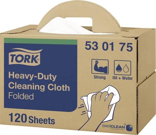TORK 530175 Schoonmaakdoekjes 1-laags Aantal: 120