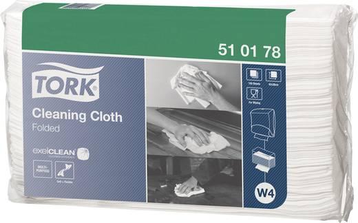 TORK 510178 Tork Premium reinigingsdoeken Zak Aantal: 750