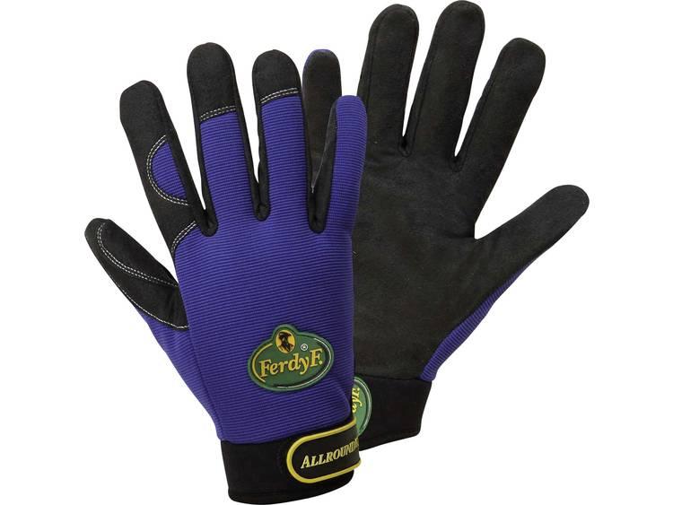 FerdyF. 1900 Handschoenen 'Alrounder' Clarino synthetisch leer Maat S (7)
