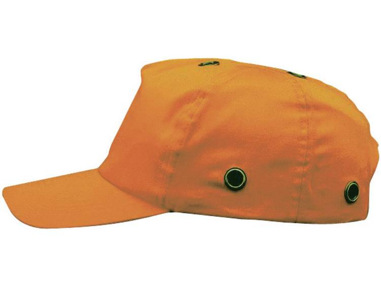 Voss Helme 2687 Impulsiecaps WORK CAP Oranje