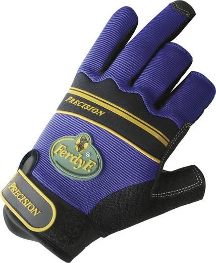 FerdyF. 1920 Handschoen Mechanics Precision Clarino synthetisch leer Maat (handschoen): 9, L