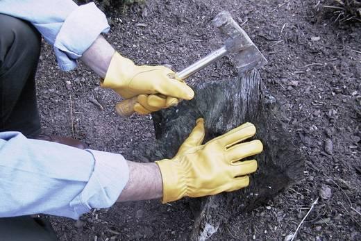 FerdyF. 1610 Allround-handschoen Mechanics CONDUCTOR Generfd leer Maat (handschoen): 9, L