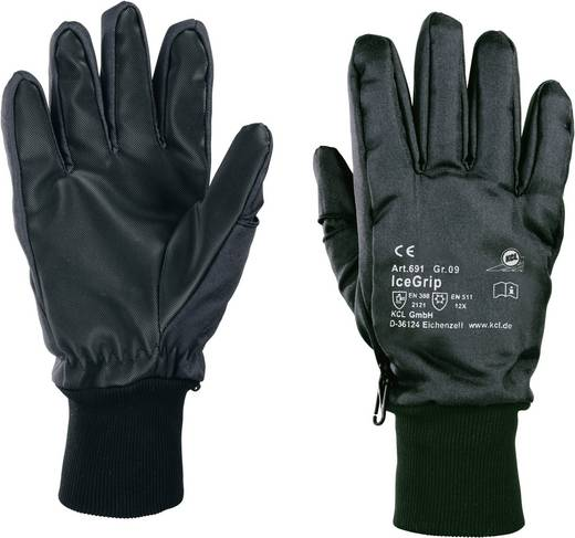 KCL 691 Koudehandschoen ICE-GRIP® Thinsulate®, PVC, polyamide Maat 10