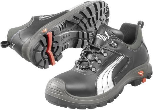 PUMA Safety Teide Low 640760 Lage veiligheidsschoen S2 Maat: 40 Zwart 1 paar