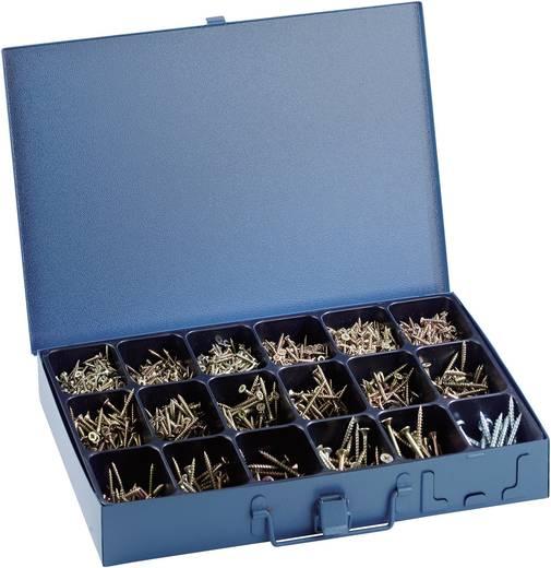 10166 Combi-schroeven assortiment 2110 onderdelen