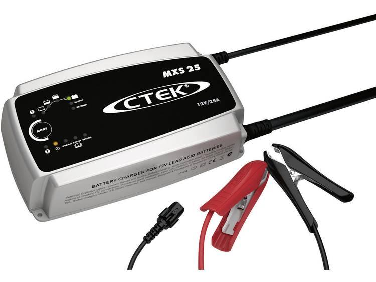 CTEK Hoogfrequent oplader 12V, 25A Automatische acculader 12 V