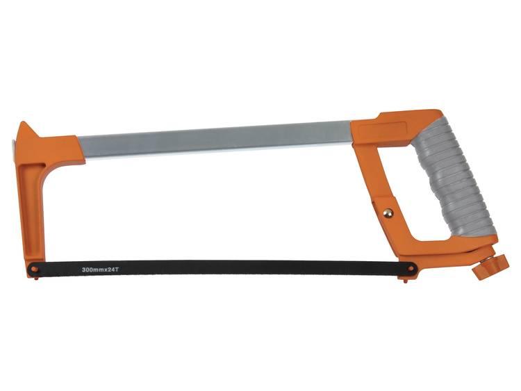Metaalzaag met soft-handgreep voor rechte sneden en 45° sneden, 300 mm AVIT AV09011
