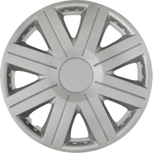 cartrend Wieldop R15 Zilver 1 stuks